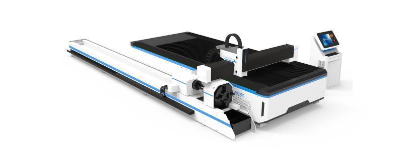 Sheet and Tube Fiber Laser Cutting Machines