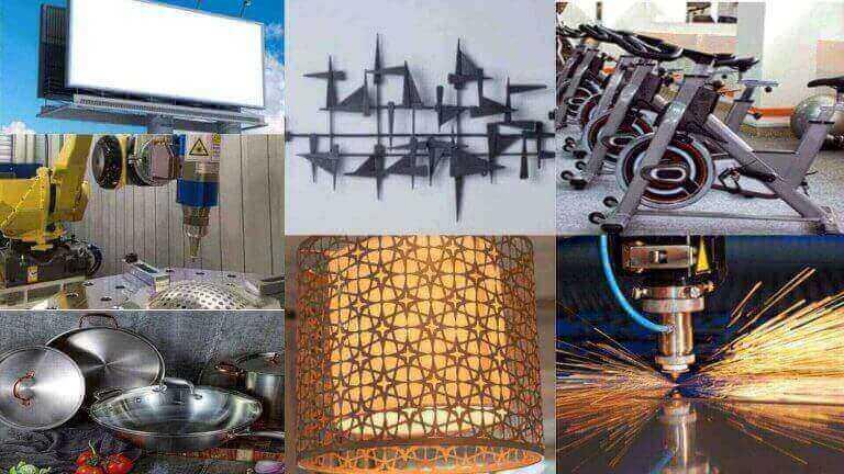 Applications-fields-of-Fiber-laser-cutting-machine